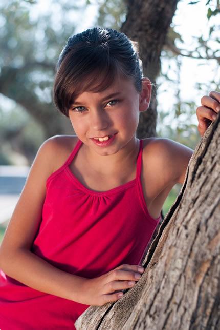 kidsfoto.es Reportaje fotográfico de Lucia