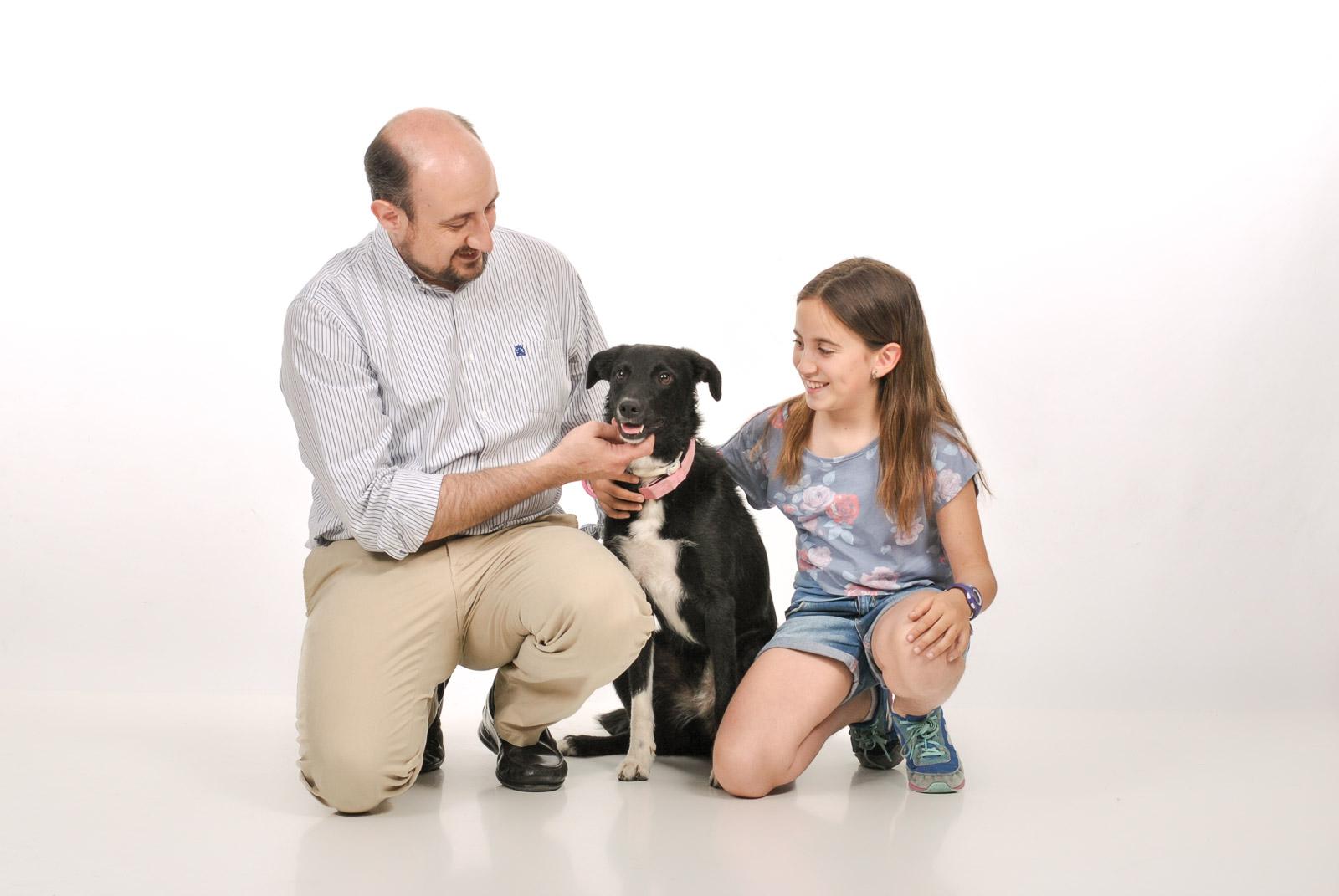 kidsfoto.es Mini sesión fotográfica con mascota, Zaragoza
