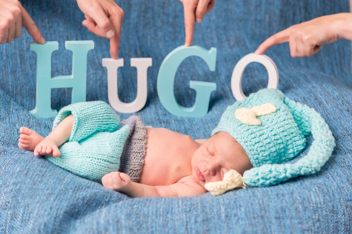 kidsfoto.es Sesión fotográfica de Bebé de 18 días en Zaragoza