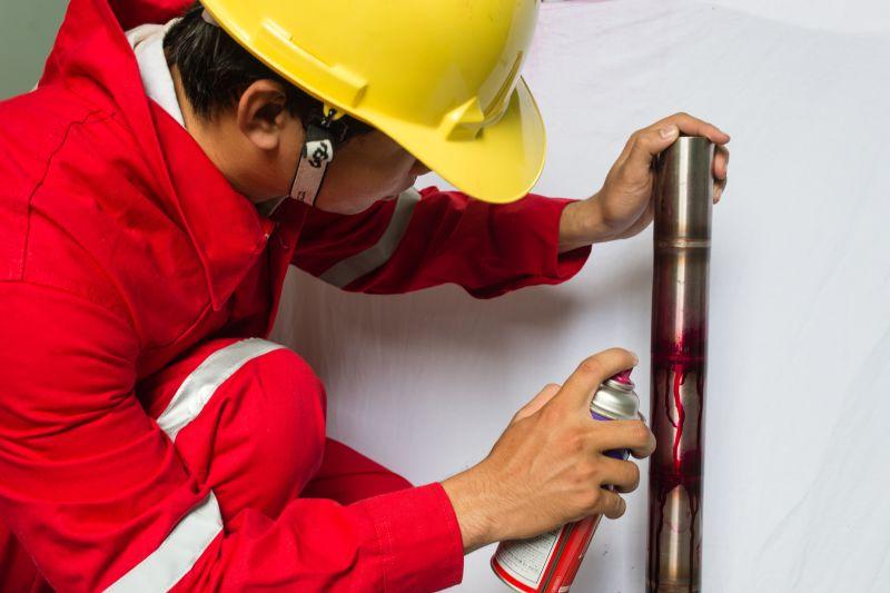 kiểm tra không phá hủy - phương pháp thẩm thấu chất lỏng
