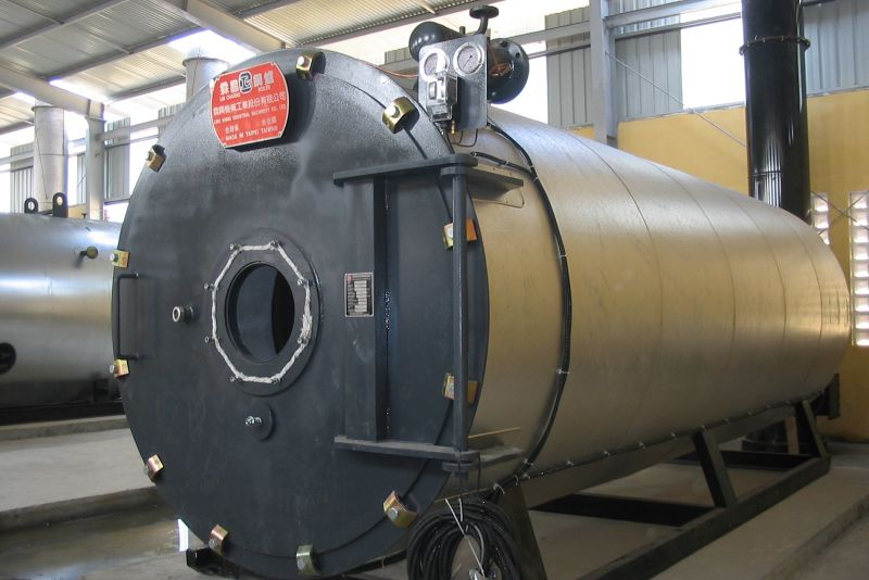Kiểm định nồi gia nhiệt dầu