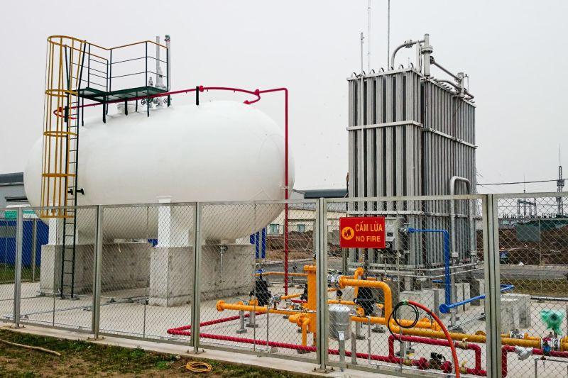 Kiểm định bồn chứa LPG