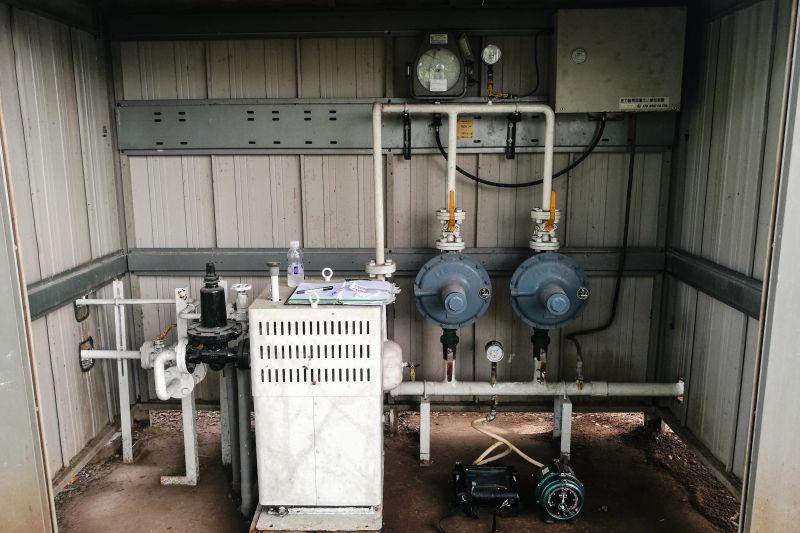 Kiểm định hệ thống gas