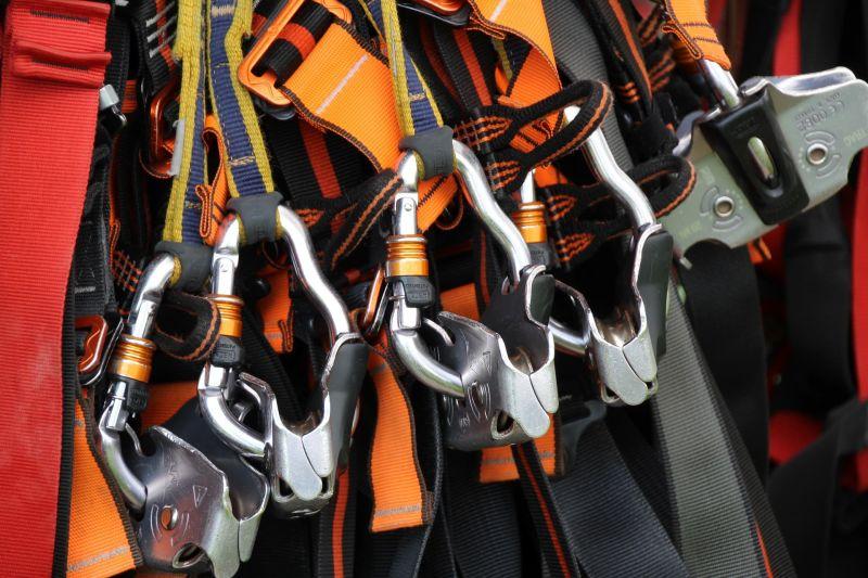 Kiểm định dây đai an toàn - Hệ thống chống rơi ngã cá nhân