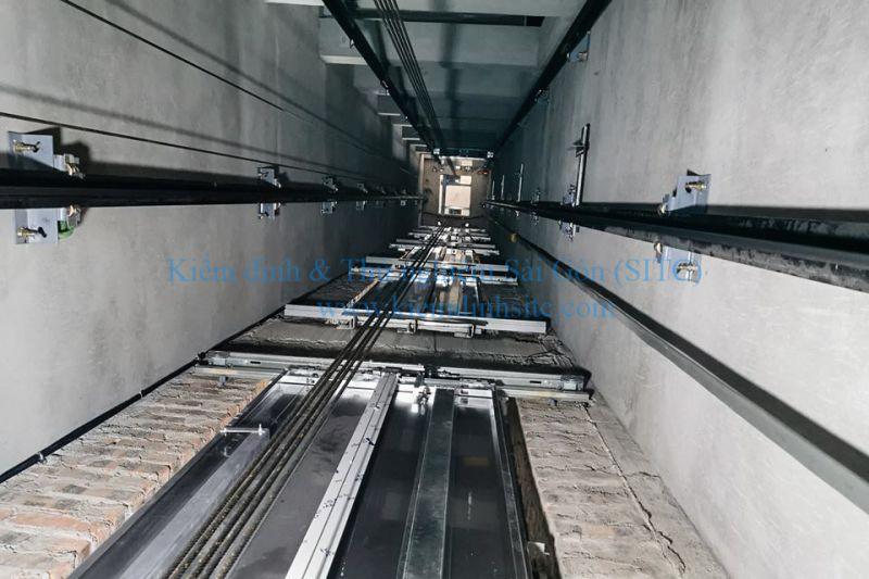 Kiểm định kỹ thuật an toàn thang máy