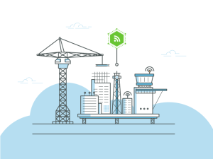 Visual Campaign: IIoT by Industry