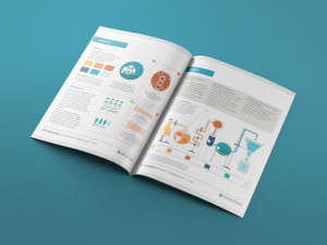 Series: Seattle Children's Infographic Brand Standards, Infographics, and More