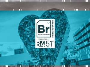 Campaign: Brandemonium Conference Program and Infographic