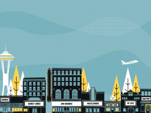 Infographic: Why Seattle is the Best Music City Ever