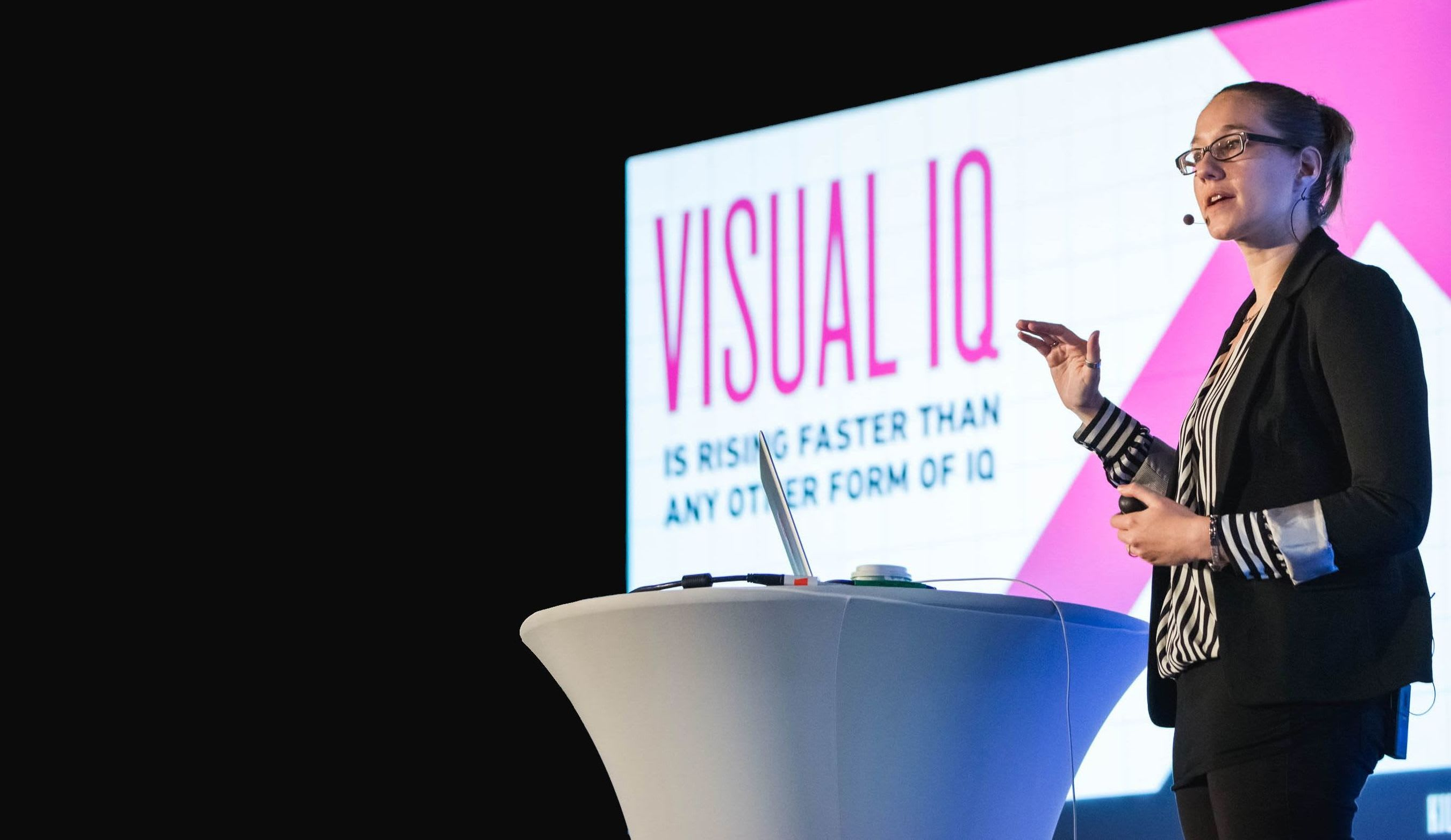Amy Balliett, Visual Communication Skills Guest Speaker