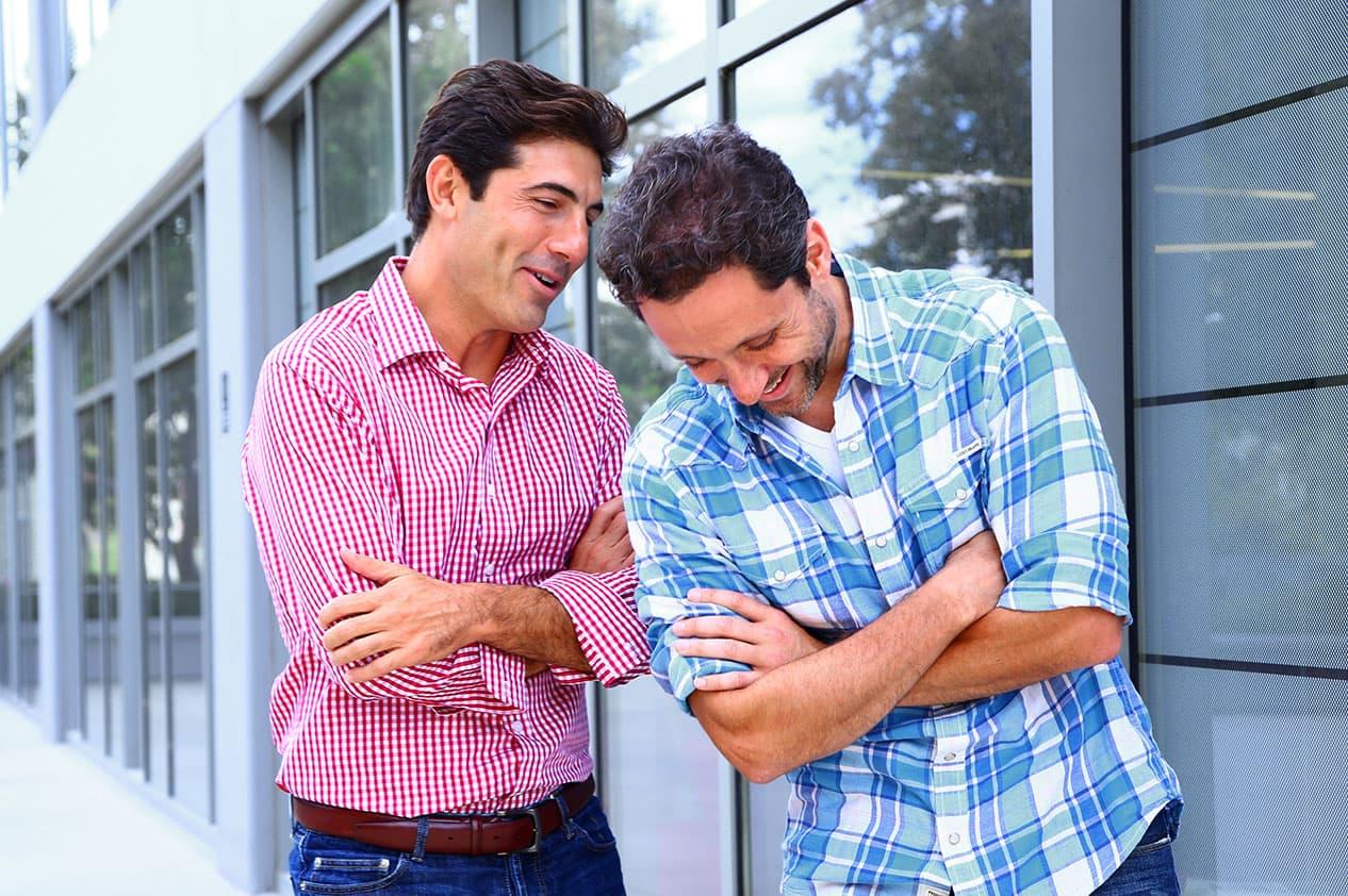 Tom Bernthal and Gareth Schweitzer Kelton Global