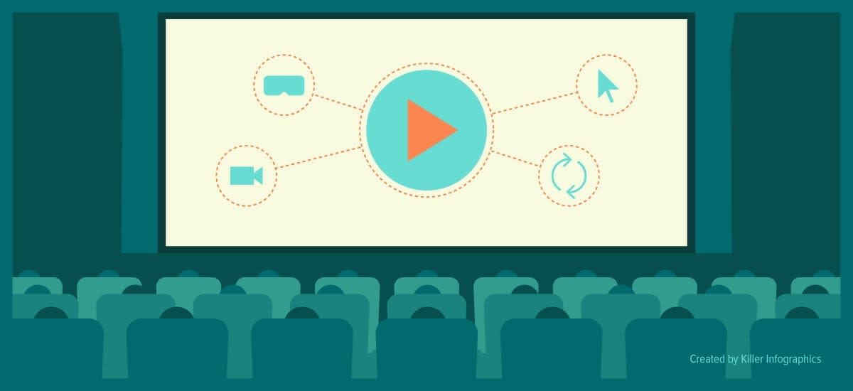 Killer Infographics 4 Video Marketing Trends for 2017