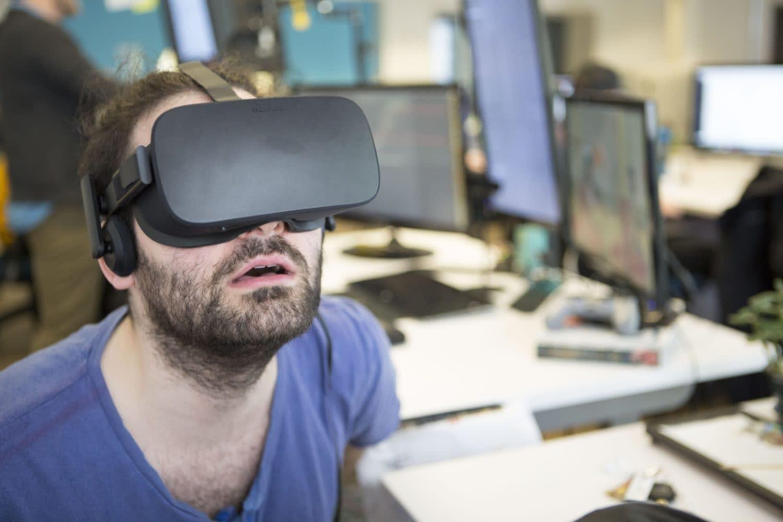 Photo of virtual reality at killer visual strategies