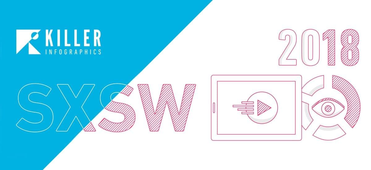 SXSW Killer Infographics 2018