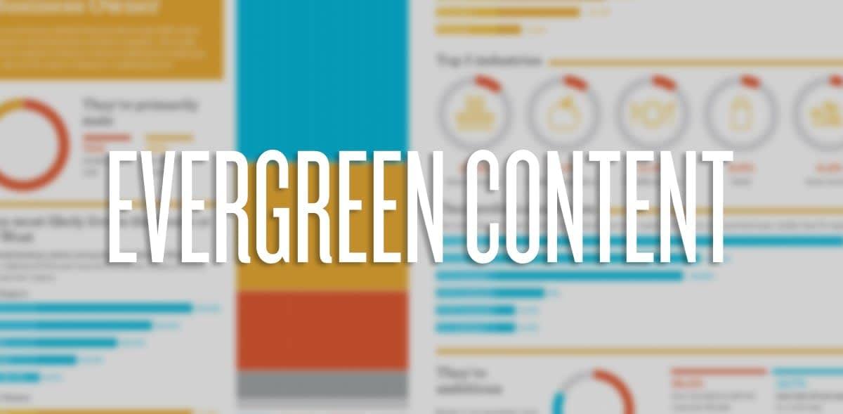 Evergreen Infographic
