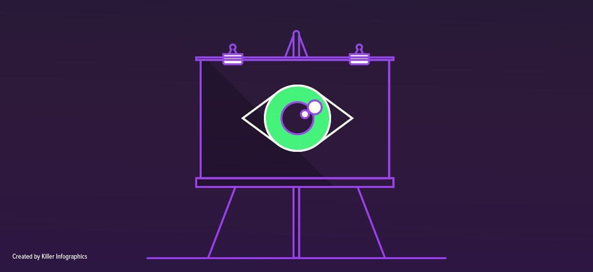 Visual strategy: improving presentations