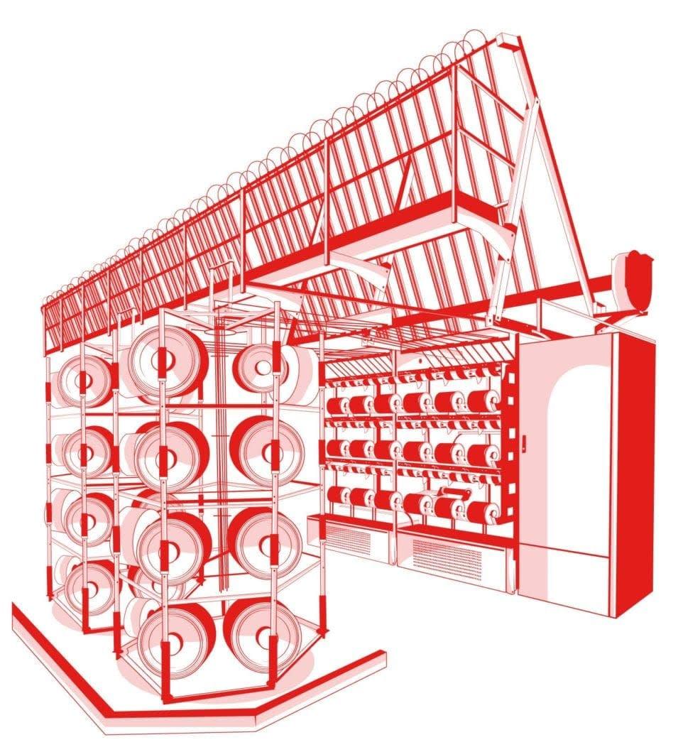 display booth illustrations