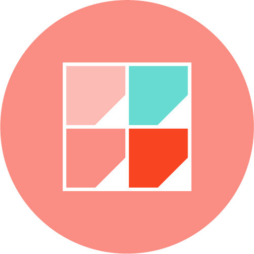 Infographic Design Style Icon
