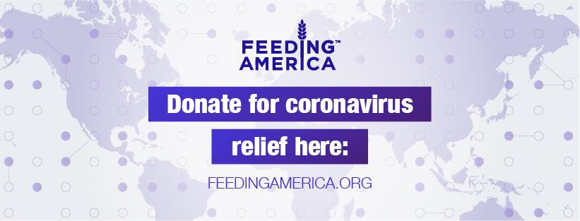 Feeding America social media asset