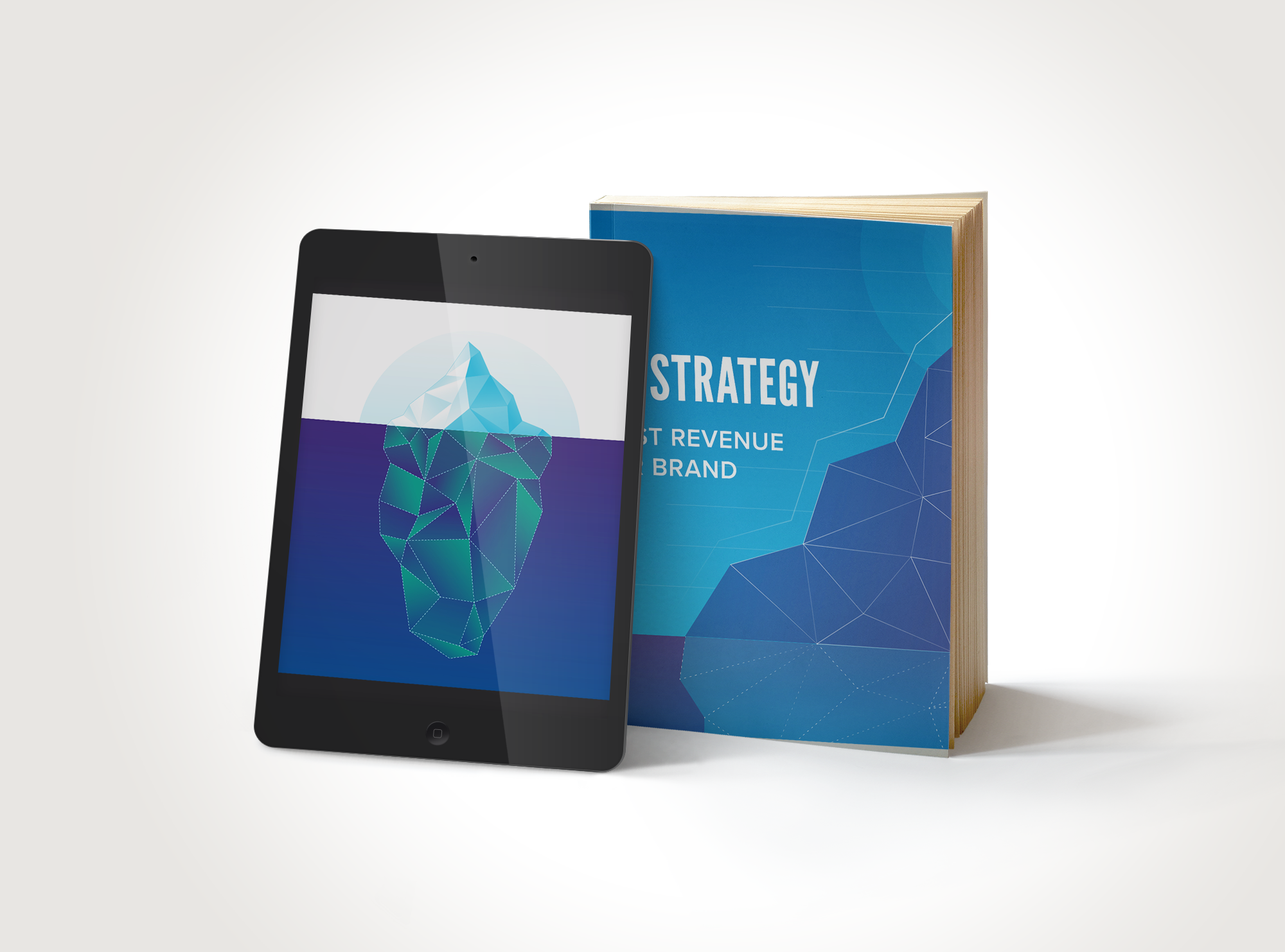 eBook Cover Design on Visual Brand Strategy