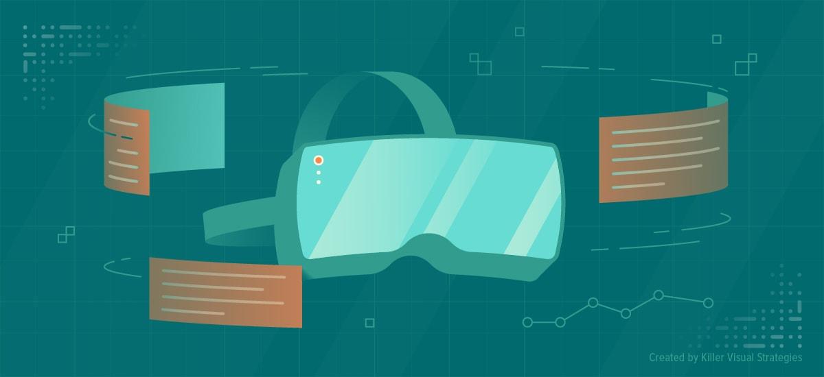 Visual Reality & Augmented Reality Headset