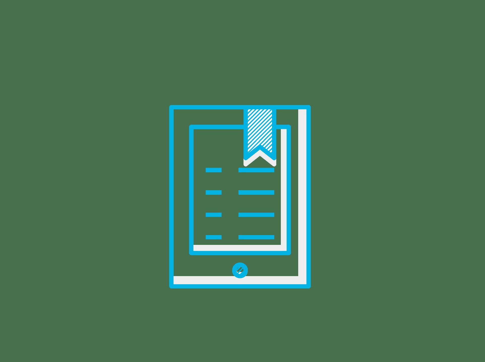 ebook white paper annual reports icon