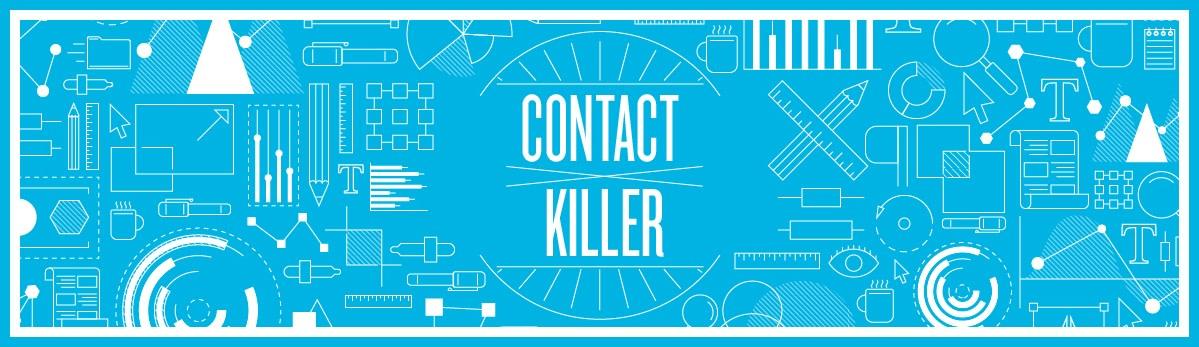 Contact Killer Infographics