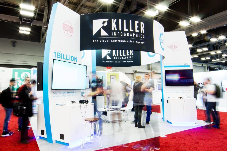 Killer Infographics at SXSW 2017