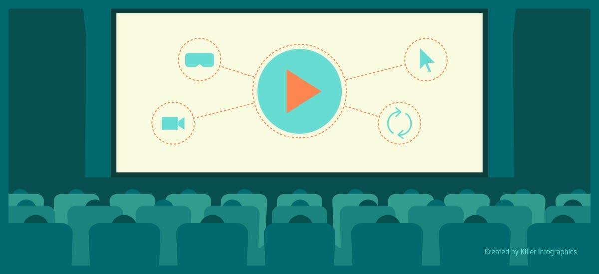 Killer Infographics 4 Video Marketing Trends for 2017