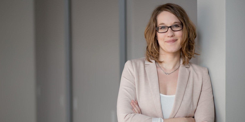 Amy Balliett female founder Killer Infographics