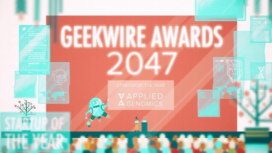GeekWire Awards Behind the Scenes