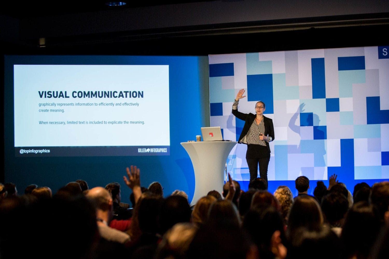 Amy Balliett speaks Seattle Interactive Conference