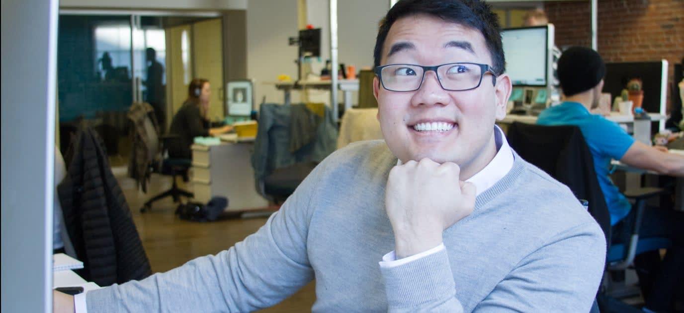 Kevin Employee Spotlight Header