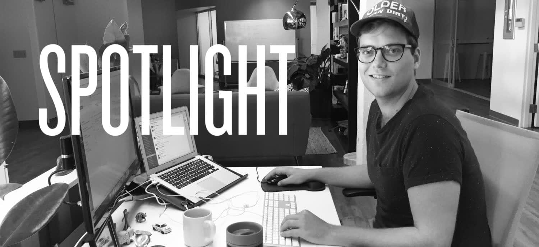 josh employee spotlight header