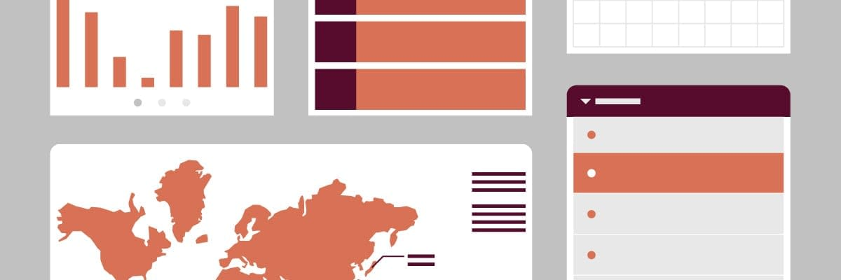 The value of Infographics header