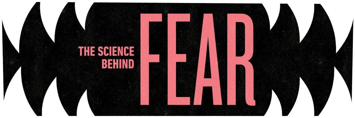 Science Behind Fear Killer Infographics