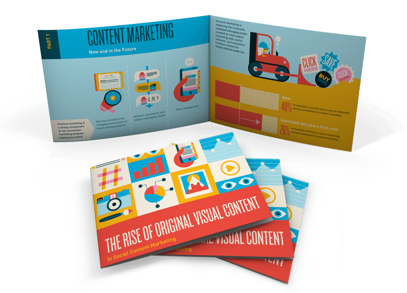 Original Visual Content on Social Media eBook