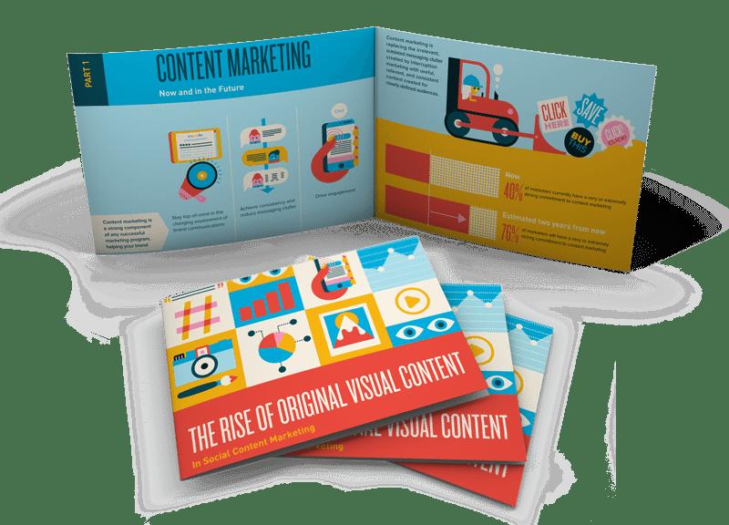 Original Visual Content on Social Media eBook