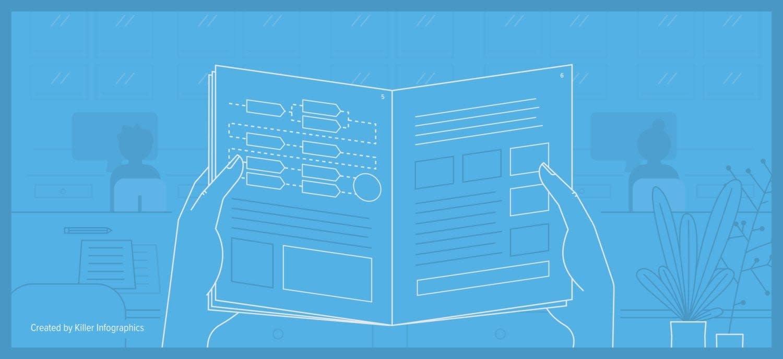 Visual communication guidebooks
