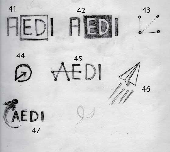 AEDI branding