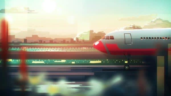 safegate airplane taxi
