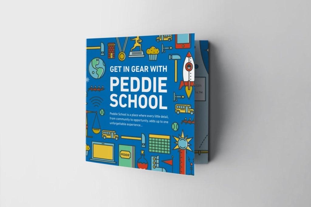 peddie school brochure