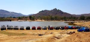BJC Breakfast Trail Devarayanadurga Hills