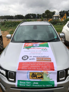 Bangalore Jeep Club Independence Day Drive 6