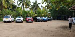Kerala Jeep Club Meet