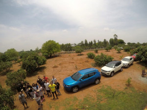 Bangalore Jeep Group Trip May 6 2018 1