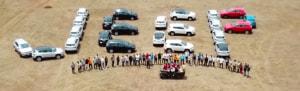 Bangalore Jeep Group Kolar Trip 34