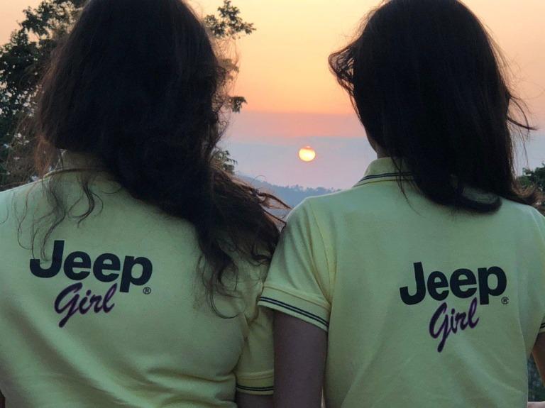 BJC JeepHers Womens Day Drive