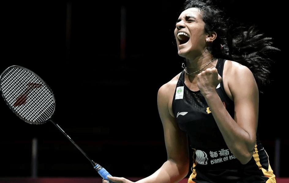 बैडमिंटन विश्व विजेता – पी वी सिंधु