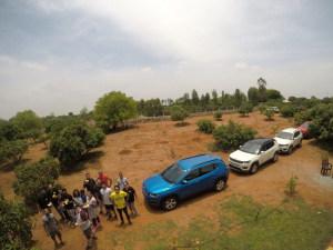 Bangalore Jeep Group Trip May 6 2018 1